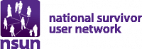 Logo for national Survivor User Network