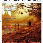 The cover of One in Four Autumn 2012
