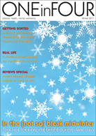 Cover of One in Four Winter 2011